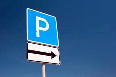 An Werktagen muss man oft Parkgebühren bezahlen.