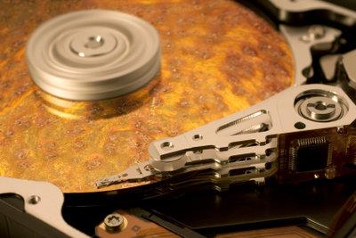 Externe Festplatten intern nutzen
