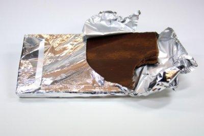 Wie wäre es mit Schokolade auf dem Mond?