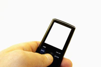 So verbinden Sie den iPod.