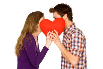 Liebe ist ein schönes Gefühl.