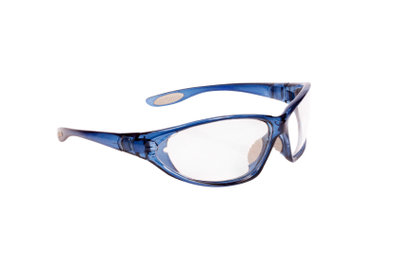 Brille zum Schutz für die Augen.