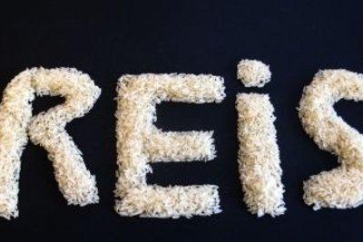 Reis hat einen hohen Sättigungsfaktor.