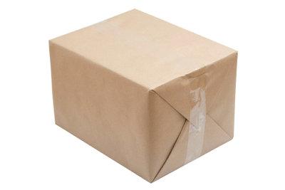 Ist das Paket schon angekommen?
