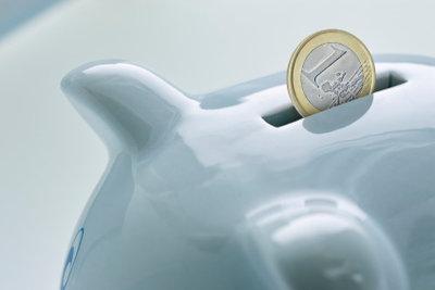 Sparen verhindert Geldprobleme.