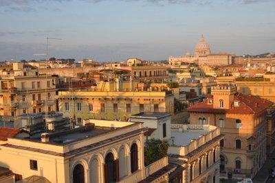 Ein Besuch der ewigen Stadt Rom lohnt sich nicht nur für Gläubige.