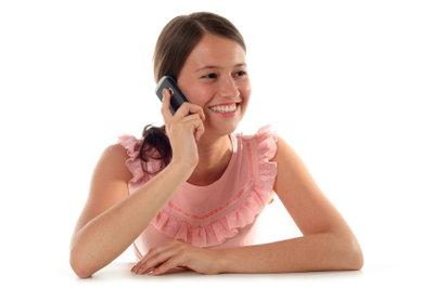 Ein Telefonkonferenz mit dem Handy machen.