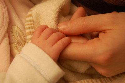 Die Geburt eines Kindes ist ein besonderes Ereignis.
