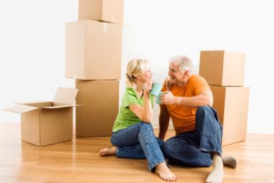 Etablieren kann auch bedeuten, sich an einem Ort fest niederzulassen.