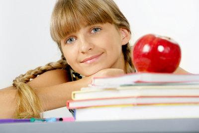 Gute Noten sind auch für Grundschüler sehr wichtig.