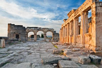 In der Türkei gibt es strenge Ausfuhrbestimmungen von Kultur- und Naturgütern.