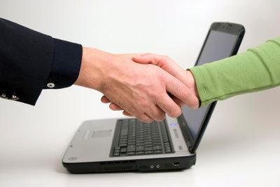 Zahlungen online durchführen