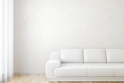 Verschönern Sie Ihr Heim mit einem Wandtattoo.