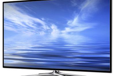 Viele Fernseher haben WLAN-Empfänger