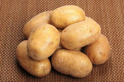 Kartoffeln schmecken sehr lecker mit Sylter Sauce.