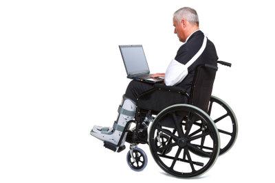 Abfindung und Rente zur Absicherung von Unfallfolgen.