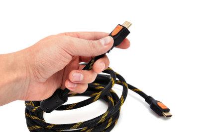Achten Sie auch auf ein hochwertiges Kabel.