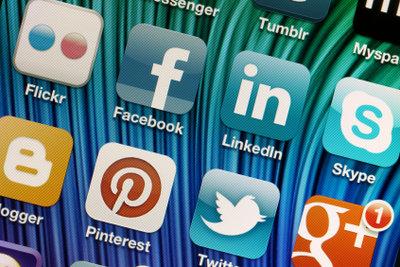 Facebook über Ihr iPhone aufrufen.
