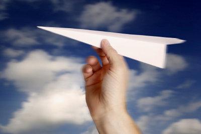 Flieger können beeindruckende Entfernungen zurücklegen.