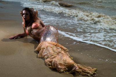 Die Meerjungfrau kann beim Bleigießen die unterschiedlichsten Bedeutungen haben.
