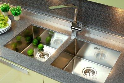 Die richtige Armatur für Ihre Küche finden.