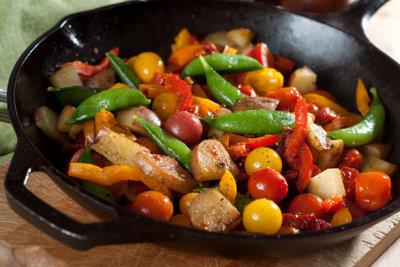 Veganes Essen - durchaus vielfältig