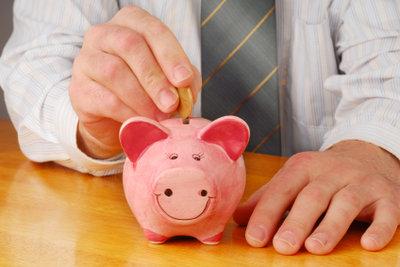 Während eines Studiums kann man nur für die Privatrente sparen.