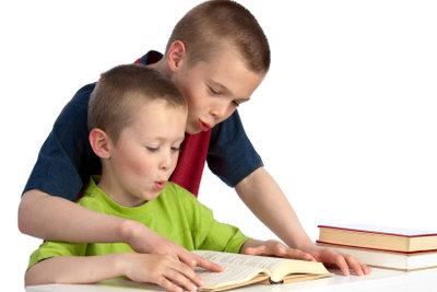 Als Sozialpädagoge arbeiten Sie mit Kindern und Jugendlichen.