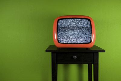 Störungen im TV können auch mit Kabel-BV vorkommen.