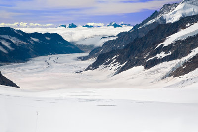 Die Schweiz ist ein sehr beliebtes Reiseziel.