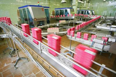 Produktionsprozesse müssen wirtschaftlich sein.
