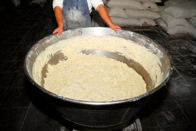 Als Bäcker haben Sie meist keine regelmäßigen Arbeitszeiten.