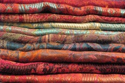 Tolle Tweed-Stoffe