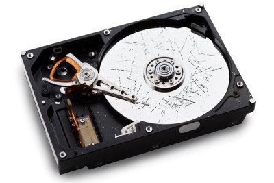 Festplatten können Sie direkt im Betriebssystem formatieren.