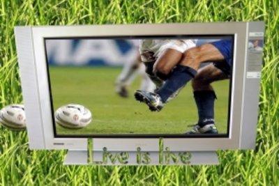 Das Entertain-Angebot der Telekom überträgt auch Fußball.