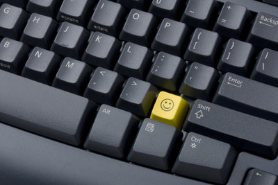 Smilies beim Facebook-Chat mit der Tastatur erstellen.