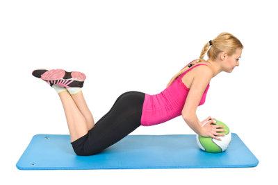 Kraftsport sollte mit richtiger Atemtechnik erfolgen.