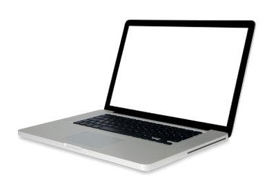 Spiele auf dem MacBook Pro ausführen.