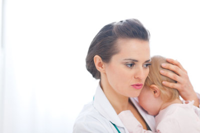 Notwendigkeit der Kinderbetreuung vom Arzt bescheinigen lassen