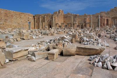 Flüchten Sie durch altertümliche Ruinen in Temple Run!