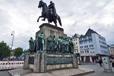 Auch Köln ist eine alte Hansestadt.