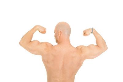 Rückenschmerzen nach dem Sport lassen sich verhindern.