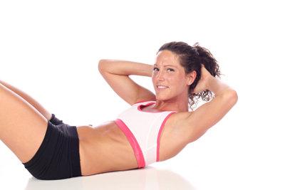 Pilates bietet ein hervorragendes Bauchtraining.