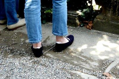 Jeans mit Bootcut sind von hoher Bedeutung und sehr beliebt.