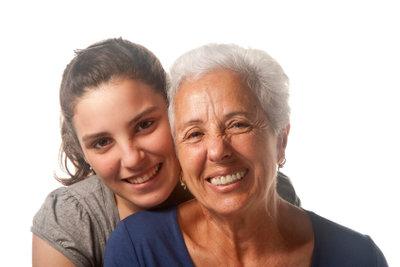 Kinder geben Kraft, Großeltern geben Halt.