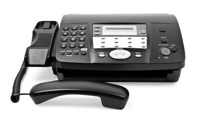 So ist Ihr Fax nicht erreichbar.