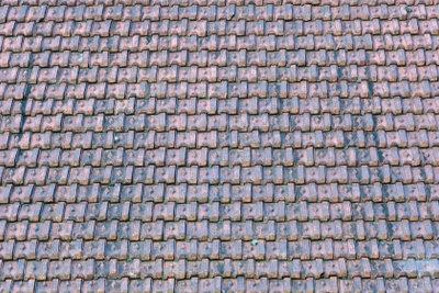 Ein gutes Dach hält lange.