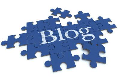 Gestalten Sie Ihren eigenen Blog!