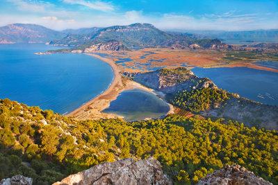 Traumhafte Landschaften in der Türkei