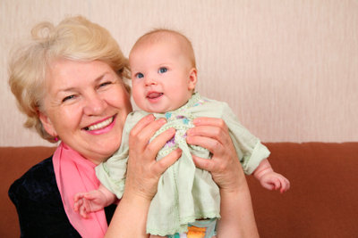 So werden Sie eine gute Oma.